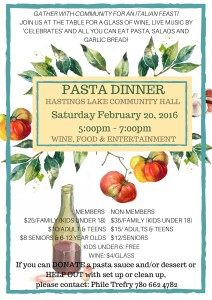 2016_Pasta Night